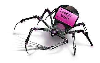 araña-buscador